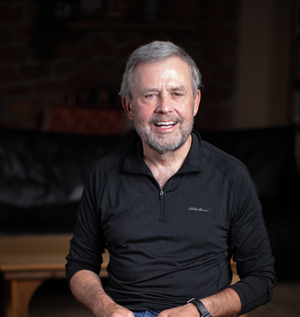 Doug Veenhof Resident Teacher, CCR North America (Miyo Samten Ling)