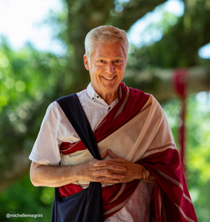 B. Alan Wallace, Founder, President and Director of Contemplative Training