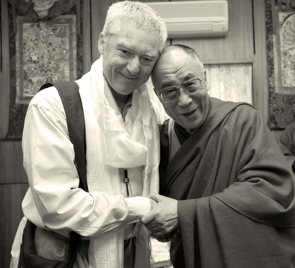 Alan Wallace & Dalai-Lama